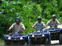 Quad & Cenote